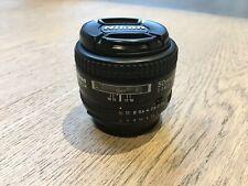 Nikon AF Nikkor 50mm 1:1.4D lens / optique