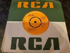"""Perry Como El Condor Pasa 7"""" RCA Victor RCA 2075 1971"""