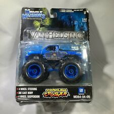 Muscle Machines Carolina Crusher Van Helsing 2004 1/64 Monster Truck MO64-04-09