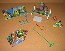 70103 LEGO Chima Boulder Bowling 100% cmplt Instructions Game Cards EX COND 2013