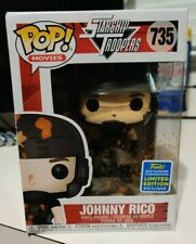 Funko Pop! Movies Starship Troopers  Johnny Rico 2019 Exclusive