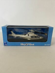 NewRay Sky Pilot 1/100 AGUSTA A09 POWER HELICOPTER NEW IN BOX