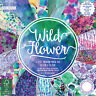 Wild Flower First Edition Sample Paper Pack 6 x 6 - 16 Sheets 200gsm Cardstock
