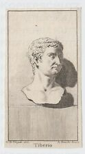 Kupferstich Tiberius 1753 Zucchi nach Tiepolo Varie Fabriche Antiche di Verona