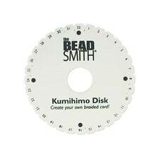 Bulk Lot 10 Kumihimo Round Disk Plate 6 inch Diameter ~ Create BRAIDS JAPANESE
