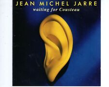 CD JEAN MICHEL JARRE waiting for cousteau EX  (A1528)