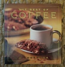 The Best of Coffee: A Cookbook Recipes Cooking Sandra Gluck 1994