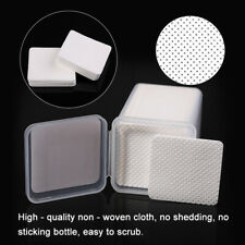 180Pcs/Box Lint-Free Nail Polish Remover Cottons Nail Art Soft Wipe Cleaner Tool