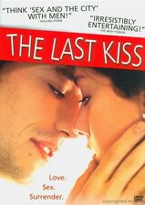 THE LAST KISS STEFANO ACCORSI GABRIELE MUCCINO NEW SEALED DVD FREE SHIPPING