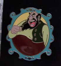 Disney Pin Villains in Frames Series Stromboli