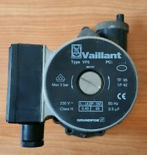Vaillant Type VP5 GRUNDFOS PUMP BOMBA