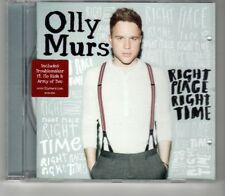 (HO535) Olly Murs, Right Place Right Time - 2012 CD