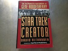 Star Trek Creator : The Authorized Biography of Gene Roddenberry by David...S#46