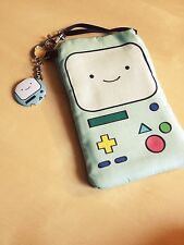 BMO Adventure Time - Nintendo 3DS Electronics Phone Case Mini Purse Pouch Wallet