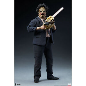 Sideshow Texas Chainsaw Massacre Leatherface Deluxe Action Figure NEW IN STOCK