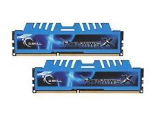G.SKILL Ripjaws X 16GB (2 x 8GB) DDR3 1600 (PC3 12800) Memory F3-1600C9D-16GXM