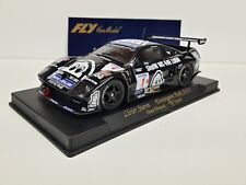 Slot car SCX Scalextric Fly A107 Lister Storm Donington Park 2000