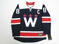 ALEX OVECHKIN WASHINGTON CAPITALS FANATICS NEW THIRD ALTERNATE HOCKEY JERSEY