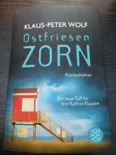 Ostfriesenzorn (Band 15) von Klaus-Peter Wolf (2021, Taschenbuch)
