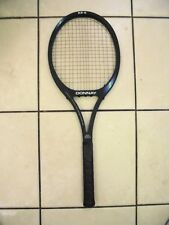 """VINTAGE DONNAY WOOD/GRAPHITE/COMP MID 15 TENNIS RACQUET .4 5/8"""".made in BELGIUM."""