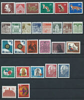 Allemagne RFA - Année 1967 Neuf** (MNH) Compléte