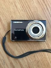 Olympus FE-4010 12.0MP Digital Camera - Grey color - Free shipping!!