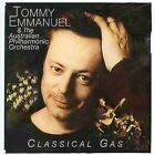 TOMMY EMMANUEL Classical Gas CD BRAND NEW The Australian Philharmonic Orchestra