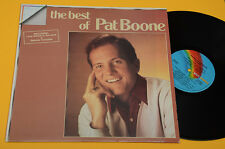 PAT BOONE LP BEST (SPEEDY GONZALES) ITALY PRESS ANNI '70 TOP NM !