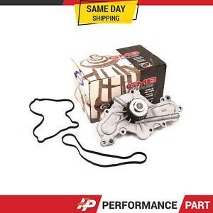 GMB Water Pump for 11-12 Ford Edge Explorer Lincoln MKS MKT Mazda 3.5L 3.7L