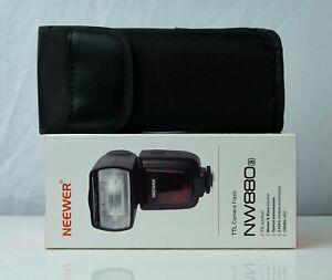 Godox TT685S HSS 1/8000s TTL 2.4G Neewer NW880S Wireless Master Slave Flash Sony
