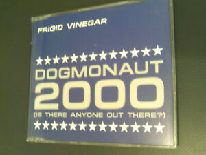 Frigid Vinegar - Dogmonaut 2000 CD Drum & Bass 3 Track CD
