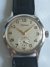 Record Watch Co. Cal. 106