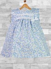 Stunning Summer Spanish baby girl dress Alber,Blue