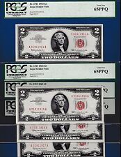 Fr.1513   $2  1963  LEGAL TENDER RED SEAL NOTE -  BIRTH YEAR Serial #  1981