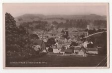 Dursley From Stinchcombe Hill Gloucestershire 1907 RP Postcard 848b