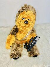 "New ListingBuild A Bear Chewbacca Star Wars Wookie Plush 22"""