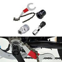 Bike Repair Tool Chain Removal/Bracket Remover/Freewheel Remover/Crank Puller CR