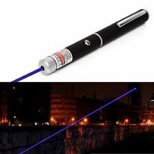 1Mw Blue Purple Powerful Laser Pointers Pen Copper Presentation Beam Light Lazer