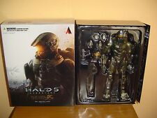 HALO MASTER CHIEF MK VI MARK 6 HALO 5 AND 4 PLAY ARTS KAI SQUARE ENIX WITH STAND