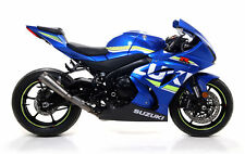 Terminale Race-Tech Alluminio Arrow Suzuki GSX-R 1000 / 1000 R 2017>