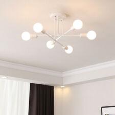 Modern Metal Gold Black Cross Ceiling Lamp Home Decor Lighting Suspension Lamp