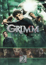GRIMM: SEASON 2 (DVD)