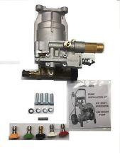 Bonus Tips Horizontal Pressure Washer Pump 3100 Psi 34 Side Shaft Honda Briggs