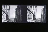 Italia Cattedrale Milan Placca Da Lente Stereo Negativo 1911