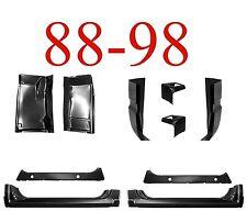 88 98 10Pc Regular Cab Kit, Rockers, Cab Corners, Floors, Chevy Silverado, GMC