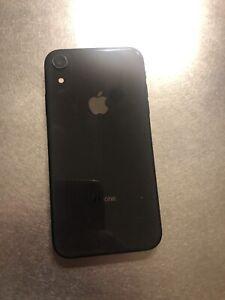 Apple iPhone XR - 64GB - Black (AT&T) A1984 (CDMA + GSM)