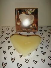 Longaberger Heart Candle Refill for Heart Ramekin Nib