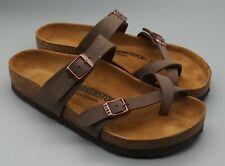 Birkenstock Mayari Toe-Loop Comfort Sandal US Sz 6-6.5 (EUR 37)