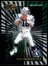 New listing 2000 Leaf Certified Leaf Star 2 Peyton Manning Indianapolis Colts #121