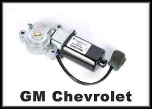 ACDelco GM Original Equipment Sunroof Motor 96404823 For Chevrolet  Aveo; Aveo5